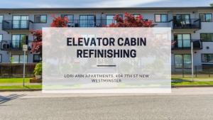 Lori Ann Elevator Refinishing