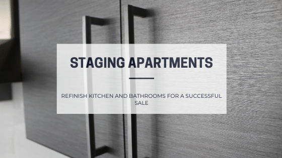 Staging apartments