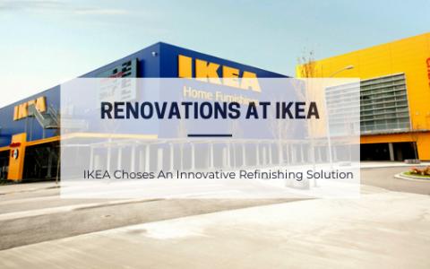 Renovations at IEKA with Bodaq Interior Film - Blog Post Featured Image