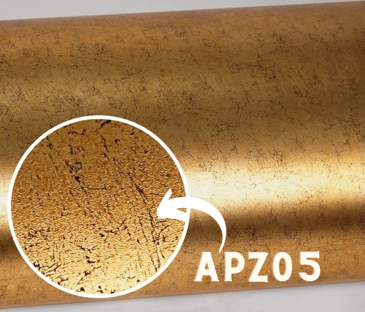 APZ05 Gold Crack Bodaq interior film pattern