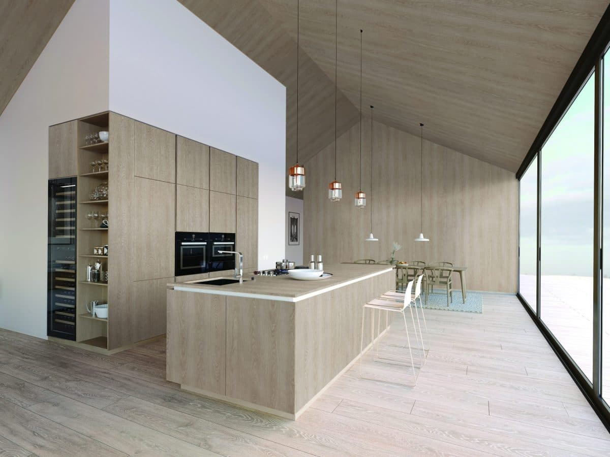 Renovation With Architectural Film