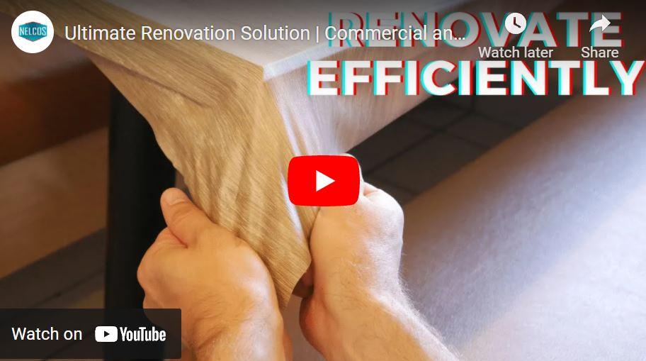 YouTube Video Renovation